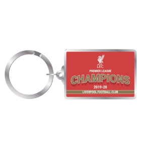 BUY LIVERPOOL 2019-20 PREMIERE LEAGUE CHAMPIONS KEYCHAIN IN WHOLESALE ONLINE