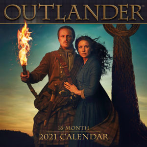 BUY OUTLANDER 2021 WALL CALENDAR IN WHOLESALE ONLINE