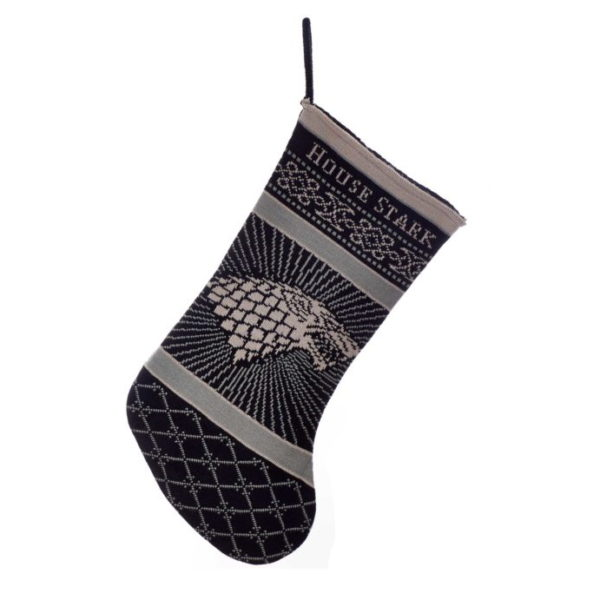 BUY GAME OF THRONES STARK KNIT STOCKING IN WHOLESALE ONLINE