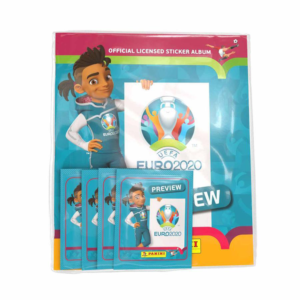 BUY 2020 PANINI EURO PREVIEW STICKERS STARTER PACK IN WHOLESALE ONLINE