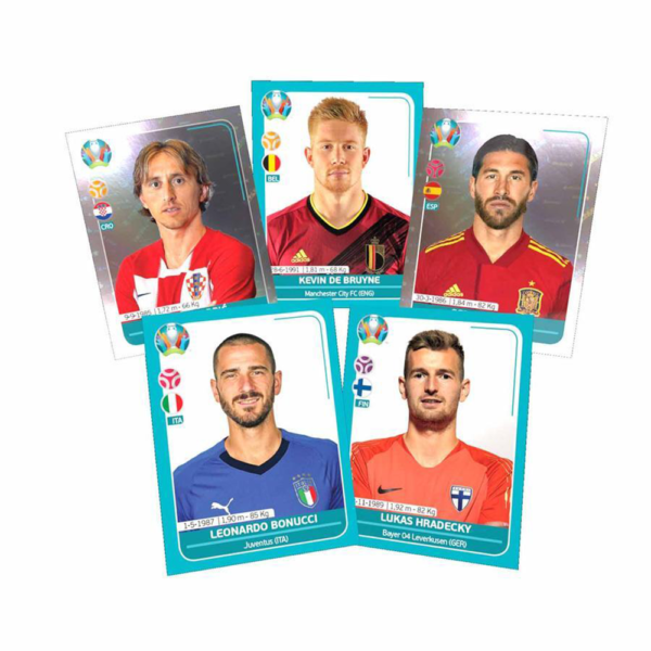 BUY 2020 PANINI EURO PREVIEW STICKERS IN WHOLESALE ONLINE