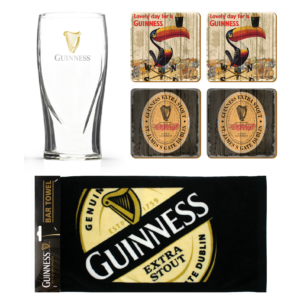BUY GUINNESS MINI BAR SET IN WHOLESALE ONLINE