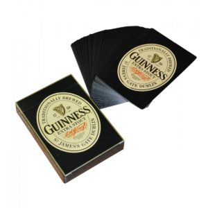 BUY GUINNESS PINT PLAYING CARDS IN WHOLESALE ONLINE
