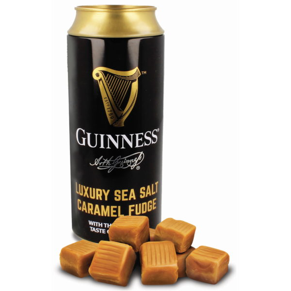 BUY GUINNESS HARP BEER CAN MONEY TIN WITH FUDGE IN WHOLESALE ONLINE