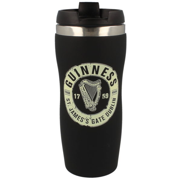 BUY GUINNESS INSULATED ALUMINIUM TRAVEL MUG IN WHOLESALE ONLINE