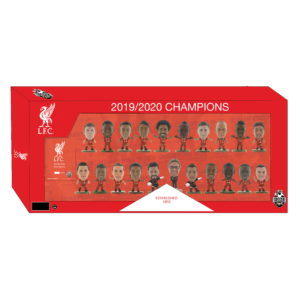 BUY LIVERPOOL 2019-20 PL CHAMPIONS SOCCERSTARZ LIMITED EDITION TEAM PACK IN WHOLESALE ONLINE