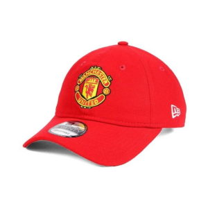 BUY MANCHESTER UNITED RED NEW ERA 9TWENTY IN WHOLESALE ONLINE