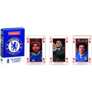 BUY CHELSEA WODDINGTONS CLASSIC PREMIUM PLAYING CARDS IN WHOLESALE ONLINE