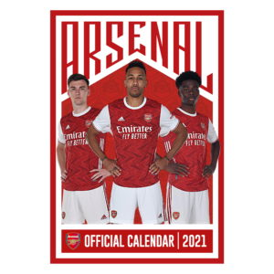 BUY ARSENAL 2021 CALENDAR IN WHOLESALE ONLINE