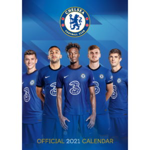 BUY CHELSEA 2021 CALENDAR IN WHOLESALE ONLINE