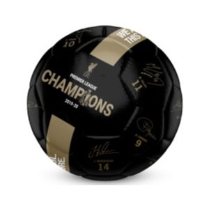 BUY LIVERPOOL BLACK EPL CHAMPIONS PHANTOM SIGNATURE SOCCER BALL IN WHOLESALE ONLINE