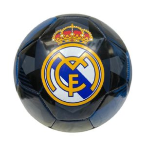 BUY REAL MADRID BLACK PRISM SOCCER BALL IN WHOLESALE ONLINE