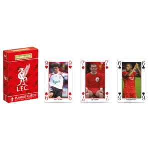 BUY LIVERPOOL WODDINGTONS CLASSIC PREMIUM PLAYING CARDS IN WHOLESALE ONLINE