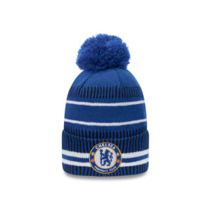 BUY CHELSEA NEW ERA POM BEANIE IN WHOLESALE ONLINE