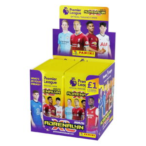 BUY 2020-21 PANINI ADRENALYN PREMIER LEAGUE CARDS SUPER-SIZE BOX IN WHOLESALE ONLINE