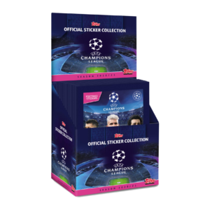 BUY 2020-21 TOPPS CHAMPIONS LEAGUE STICKERS BOX IN WHOLESALE ONLINE
