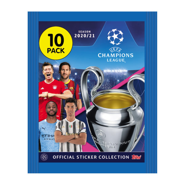 BUY 2020-21 TOPPS CHAMPIONS LEAGUE STICKERS IN WHOLESALE ONLINE