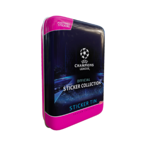 BUY 2020-21 TOPPS CHAMPIONS LEAGUE STICKERS TIN IN WHOLESALE ONLINE