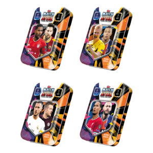 BUY 2020-21 TOPPS MATCH ATTAX CHAMPIONS LEAGUE CARDS MINI TIN IN WHOLESALE ONLINE
