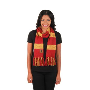 BUY HARRY POTTER GRYFFINDOR HEATHERED KNIT SCARF IN WHOLESALE ONLINE
