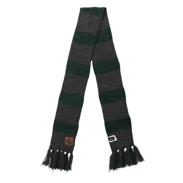BUY HARRY POTTER SLYTHERIN HEATHERED KNIT SCARF IN WHOLESALE ONLINE