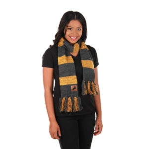 BUY HARRY POTTER HUFFLEPUFF HEATHERED KNIT SCARF IN WHOLESALE ONLINE