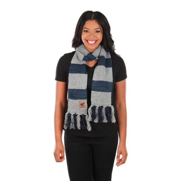 BUYHARRY POTTER RAVENCALW HEATHERED KNIT SCARF IN WHOLESALE ONLINE