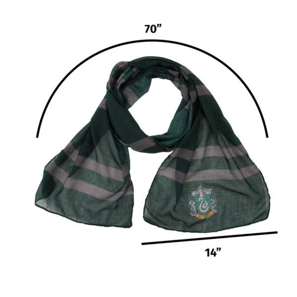 BUY HARRY POTTER SLYTHERIN LIGHTWEIGHT SCARF IN WHOLESALE ONLINE