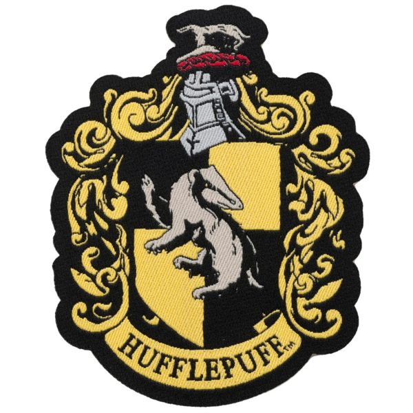 BUY HARRY POTTER HUFFLEPUFF SCARF KNITTING SET IN WHOLESALE ONLINE