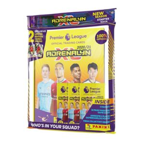 BUY 2020-21 PANINI ADRENALYN PREMIER LEAGUE CARDS STARTER PACK IN WHOLESALE ONLINE