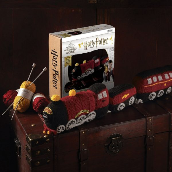 BUY HARRY POTTER HOGWARTS EXPRESS KNITTING KIT IN WOLESALE ONLINE