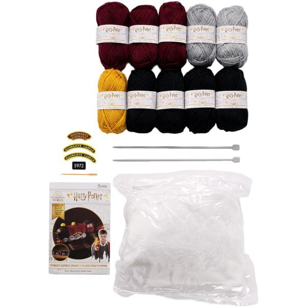 BUY HARRY POTTER HOGWARTS EXPRESS KNITTING KIT IN WHOLESALE ONLINE