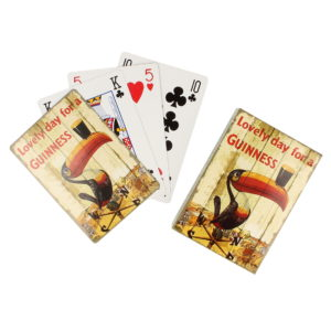 BUY GUINNESS NOSTALGIC PLAYING CARDS IN WHOLESALE ONLINE