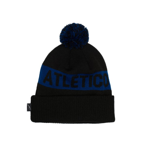 BUY ATLETICO MADRID CUFFED POM BEANIE IN WHOLESALE ONLINE