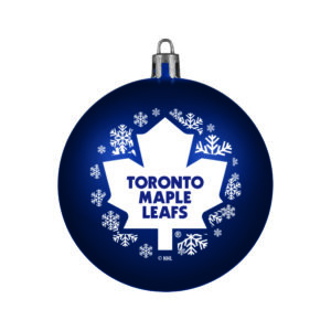 BUY TORONTO MAPLE LEAFS TEAM CREST SHATTER PROOF ORNAMENT IN WHOLESALE ONLINE