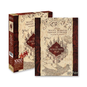 BUY HARRY POTTER MARAUDERS MAP PUZZLE IN WHOLESALE ONLINE