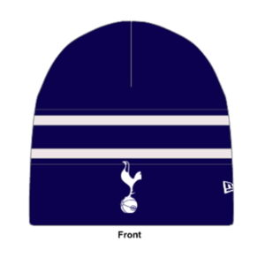 BUY TOTTENHAM NAVY BEANIE IN WHOLESALE ONLINE