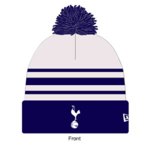 BUY TOTTENHAM KNITTED POM BEANIE IN WHOLESALE ONLINE