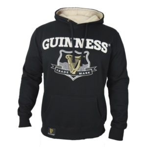 BUY GUINNESS SIGNATURE BLACK HOODIE IN WHOLESALE ONLINE
