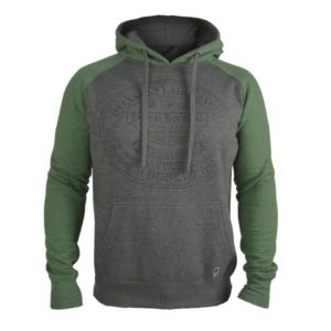 BUY GUINNESS GRAY & GREEN HOODIE IN WHOLESALE ONLINE