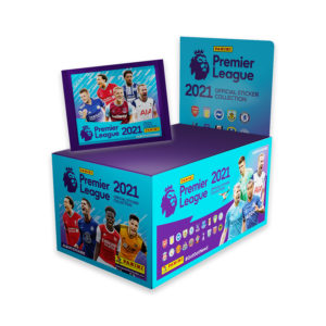 BUY 2020-21 PANINI PREMIER LEAGUE STICKERS BOX IN WHOLESALE ONLINE