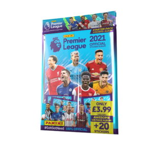 BUY 2020-21 PANINI PREMIER LEAGUE STICKERS STARTER PACK IN WHOLESALE ONLINE