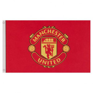 BUY MANCHESTER UNITED CORE CREST FLAG IN WHOLESALE ONLINE