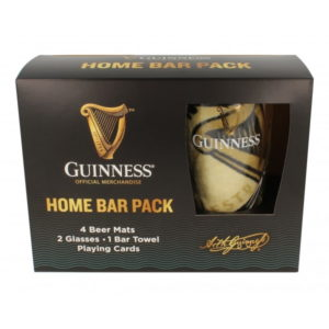 BUY GUINNESS HOME BAR PACK IN WHOLESALE ONLINE