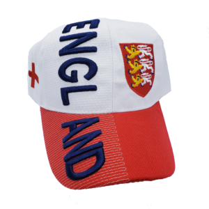BUY ENGLAND WHITE 3D HAT IN WHOLESALE ONLINE