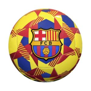 BUY BARCELONA YELLOW PRISM SOCCER BALL IN WHOLESALE ONLINE
