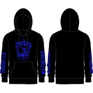 BUY HARRY POTTER BLACK RAVENCLAW HOODIE IN WHOLESALE ONLINE