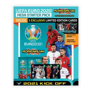 BUY 2020-21 PANINI ADRENALYN EURO KICK-OFF CARDS STARTER PACK ONLINE