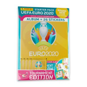 BUY 2020 PANINI EURO TOURNAMENT EDITION STICKERS STARTER PACK IN WHOLESALE ONLINE