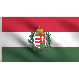 BUY HUNGARY CREST FLAG IN WHOLESALE ONLINE
